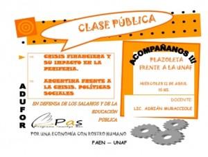 CLASE PÚBLICA_001